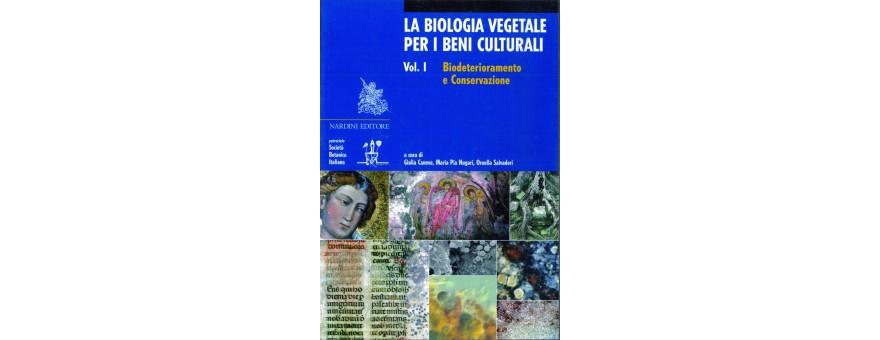VOL-LA BIOLOGIA VEGETALE PER I BENI CULTURALI (VOL.I)