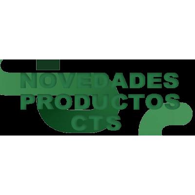 NOVEDADES PRODUCTOS CTS