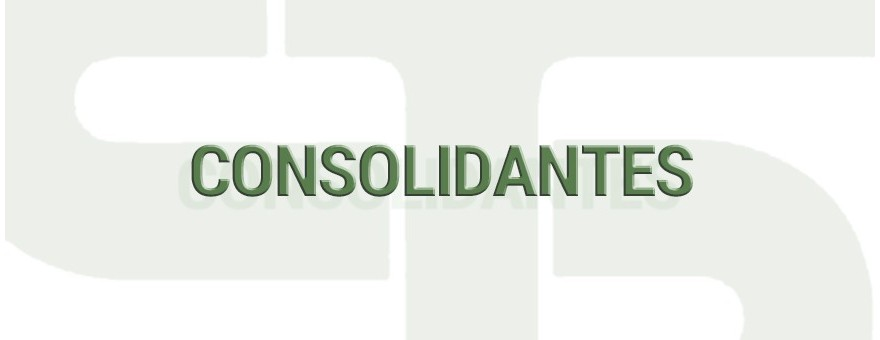 Consolidantes