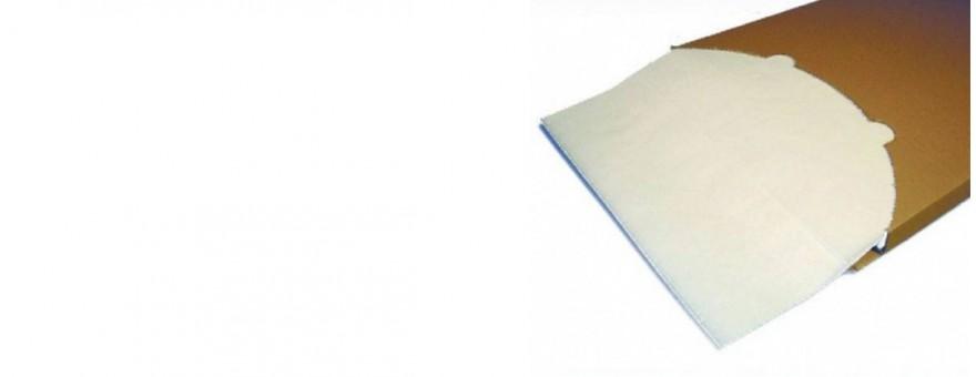 PAPEL BISILICONADO ART. BS120 - 120GR/M²