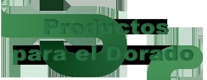 Productos para el Dorado