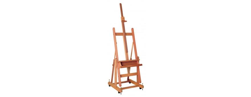 CABALLETE DE ESTUDIO ART. M18 ABATIBLE