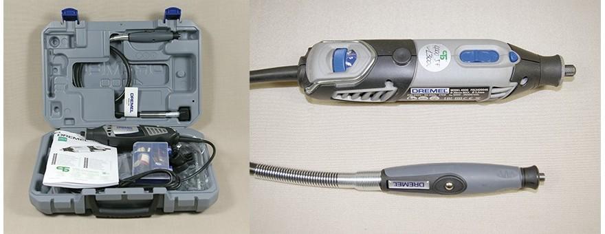 MICROMOTOR ART. 4000 JF DREMEL