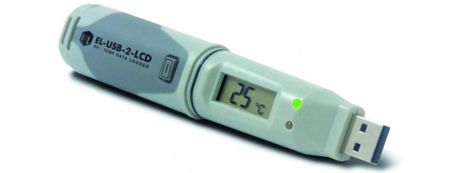DATA LOGGER MOD. EL-USB-2 LCD