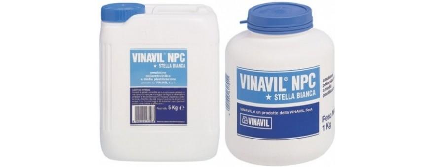 COLA BLANCA VINAVIL® AZUL NPC